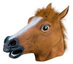 horse head mask.....i want it  $19.74