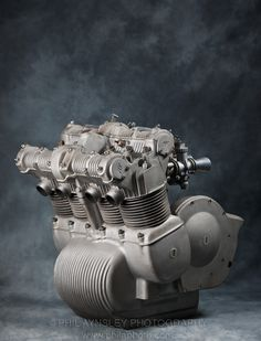 Engines - MV Agusta 750 GT 1973