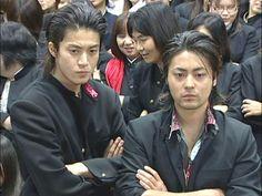 Takiya Genji + Serizawa Tamao :: Crows Zero