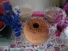 Coconut cake!