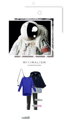 """""""I'm ready to go to outer space now..."""" by cloud-walker ❤ liked on Polyvore featuring Chicnova Fashion and TOMS"""