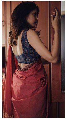 #sleeveless #blouse #designs #indian #silk Blouse Designs High Neck, Cotton Saree Blouse Designs, Fancy Blouse Designs, Latest Saree Blouse Designs, Indian Blouse Designs, Brocade Blouse Designs, Wedding Saree Blouse Designs, Saree Blouse Patterns, Sari Bluse