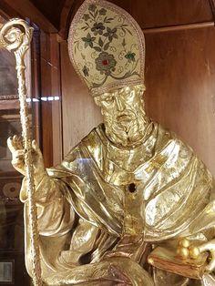 San Nicola nella Chiesa di San Nicola alla Carità di Napoli
