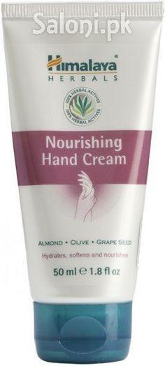 HIMALAYA HERBALS NOURISHING HAND CREAM 50 ML Saloni™ Health