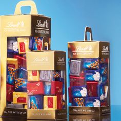 Lindt Chocolate .