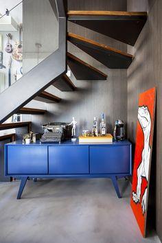 O apartamento com soluções bacanas de arquitetura e decoração: https://www.casadevalentina.com.br/blog/OPEN%20HOUSE%20%7C%20FELIPE%20BARBOSA ----------------------------------------------- The apartment with cool solutions architecture and decoration: https://www.casadevalentina.com.br/blog/OPEN%20HOUSE%20%7C%20FELIPE%20BARBOSA