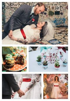 Wedding Bloggers Favourite Weddings of 2014 - Part Two!