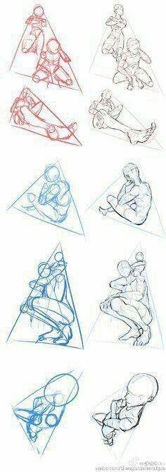 anatomi-model-karakalem-çizimleri-2