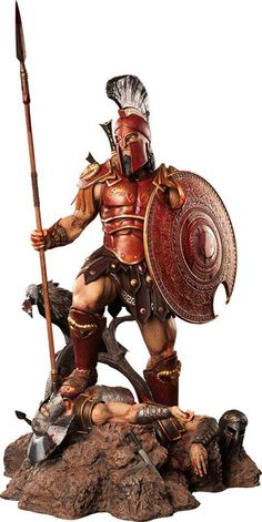 Action Figures - Ares