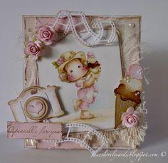 Gelato Tilda / Jane's Lovely Cards
