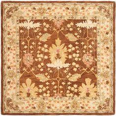 square area rug - Square Area Rugs