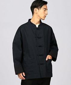 EN ROUTEのENR チャイナジャケットです。こちらの商品はUNITED ARROWS LTD. ONLINE STOREにて通販購入可能です。