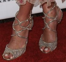 Nicky Hilton is Dazzling in the Jimmy Choo 'Falcon' Sandal – Do You Agree?
