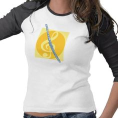 Flute Tshirts from Zazzle.com