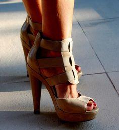 Love, love, love these heels!