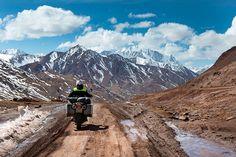 Tajikistan - Pamir Highway - Photo by Mandy Brander at We Want Adventure