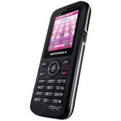 Motorola WX395 Black