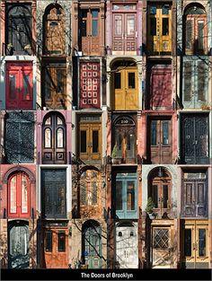 The Doors of Brooklyn - Steve Kahn