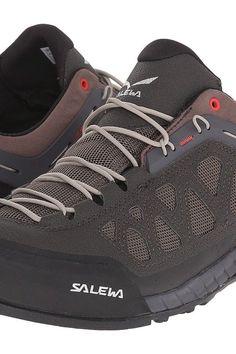 SALEWA Firetail 3 (Black Olive/Papavero) Men's Shoes - SALEWA, Firetail 3, 63447-0939, Footwear Athletic General, Athletic, Athletic, Footwear, Shoes, Gift, - Street Fashion And Style Ideas