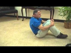 Physical therapist Brad Heineck presents information on the proper way to perform sit-ups. Heineck and physical therapist Bob Schrupp have a series of vi. Spine Health, Physical Therapist, Neck Pain, Excercise, Physics, Have Fun, Health Fitness, Therapy, Abs