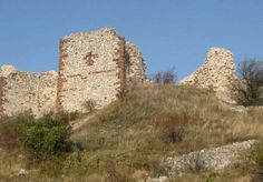 The fortress of Novo Brdo, Serbia (lots of good times here Louie Louis Luis)
