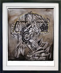 Discover a selection of contemporary ink drawings of Johannesburg by emerging artist Minien Hattingh at online gallery StateoftheART. Ink Drawings, Online Art Gallery, Lion Sculpture, African, Statue, Contemporary, Artist, Sculptures, Artists