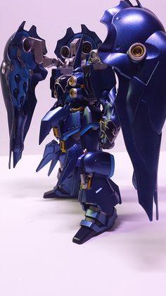 Gundam NZ-666 Kshatriya Titans Colors HG 144 by M Exsurgent