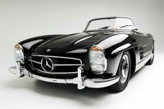 Mercedes SL - I used to have this car