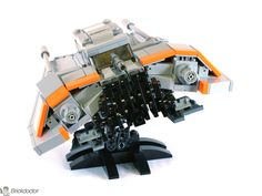 All sizes | T-47 Snowspeeder | Flickr - Photo Sharing!