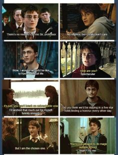 I think we can all agree Harry Potter was the original sass queen