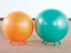 stability ball chairs w feet
