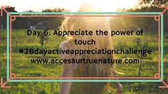 How to increase conscious, loving connection to give and receive touch beyond the stigma of what is appropriate or misconstrued as shameful in touching yours. Love Connection, Touching You, Appreciation, Challenges, Day