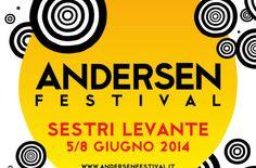 Andersen Festival 5-8 giugno 2014 Sestri Levante