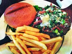 The Nittany Epicurean: Good Bar Food in Orchard Park