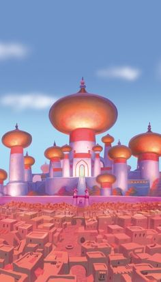 """""""Unbelievable sights, indescribable feelings"""" –Totally getting Aladdin when it's released on Blu-ray"""