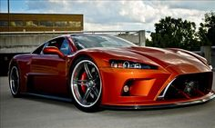 10 exotic sports cars made in America - MSN Autos