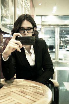 fuckyeahasianguyswithlonghair:  fuckyeahwhitepants:  Admin Bae  Lee HyunJae