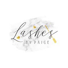 Lashes Logo, Business Logo, Marble, Logos, Instagram, Granite, Marbles, Logo, Legos