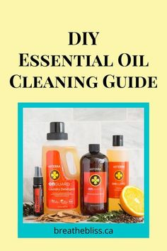 Learn easy recipes to clean your home with Essential Oils. Safe for children and pets, essential oils are natural and don't contain harmful chemical #chemicalfree #cleaning #essentialoils #essentialoil