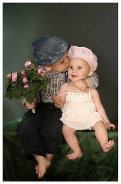 loving children...