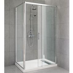 Porte de douche coulissante pinterestiss for Lapeyre porte de douche