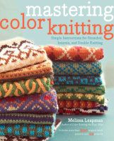 Extended ebook content for Mastering Color Knitting: Peeries