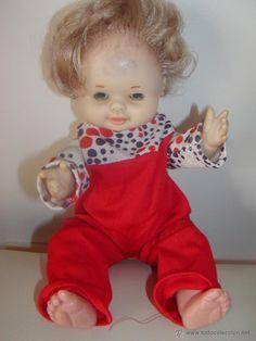 Muñeca pimmi de famosa (misma carita que maleni) mide 35cm