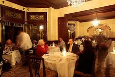 Darleys Restaurant, Lilianfels, Katoomba