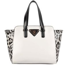 The Kylie Leopard Tote blends elegant with a touch of sass!