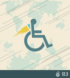 International Day of Persons with Disabilities - December International Days, Disability, December, Movie Posters, Design, Design Comics, Film Posters, Billboard