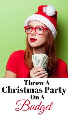 Christmas Party | Christmas Party Budget | Christmas Party Savings | Christmas party Tips | Party budget