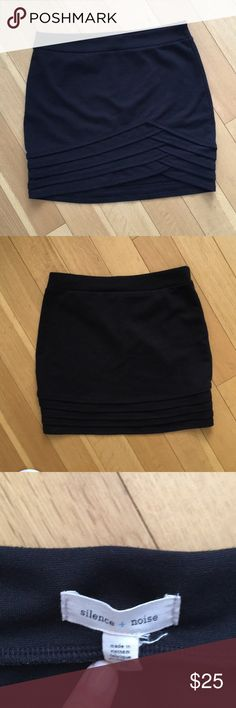 🌺 Silence + Noise Mini Skirt! 🌺 Silence + Noise Mini Skirt Urban Outfitters Skirts Mini