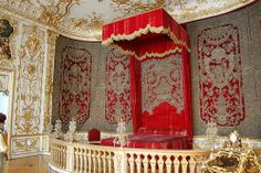 Buckingham Palace Bedrooms | Art and Interior: SPECIAL SERIES: Bedrooms of the Royals (part 1)