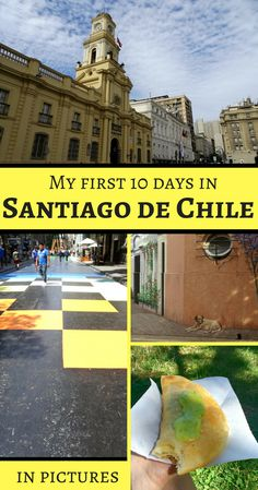 My first 10 days in Santiago de Chile in pictures - Global Introvert